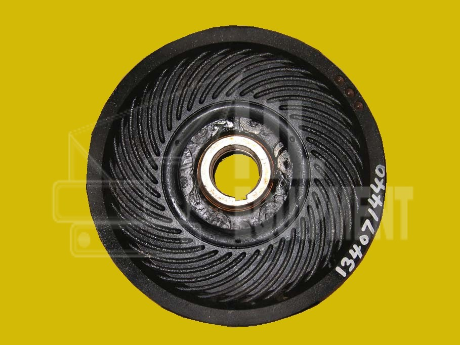 Hino Damper Pulley