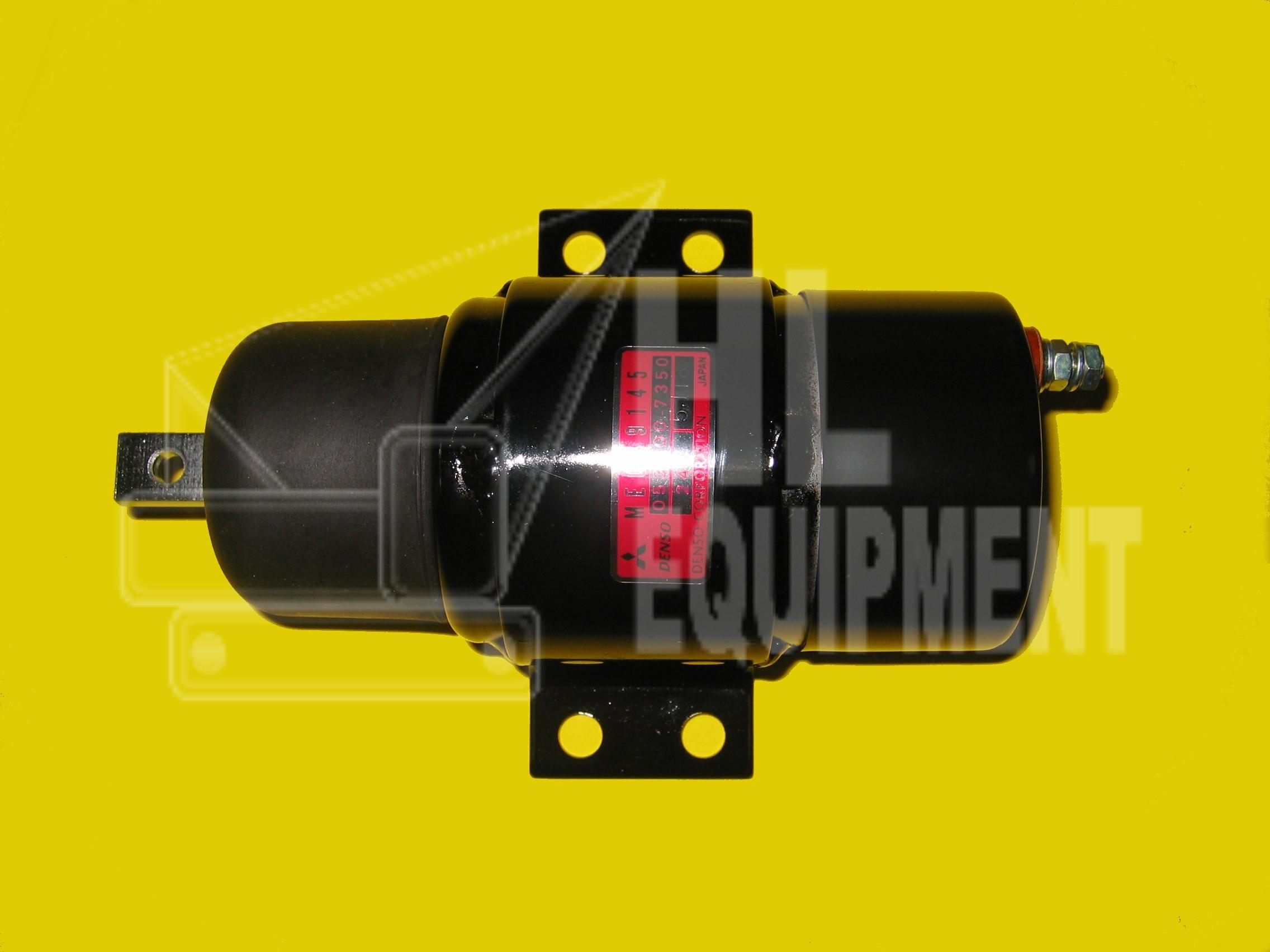 Mitsubishi Engine Stop Solenoid