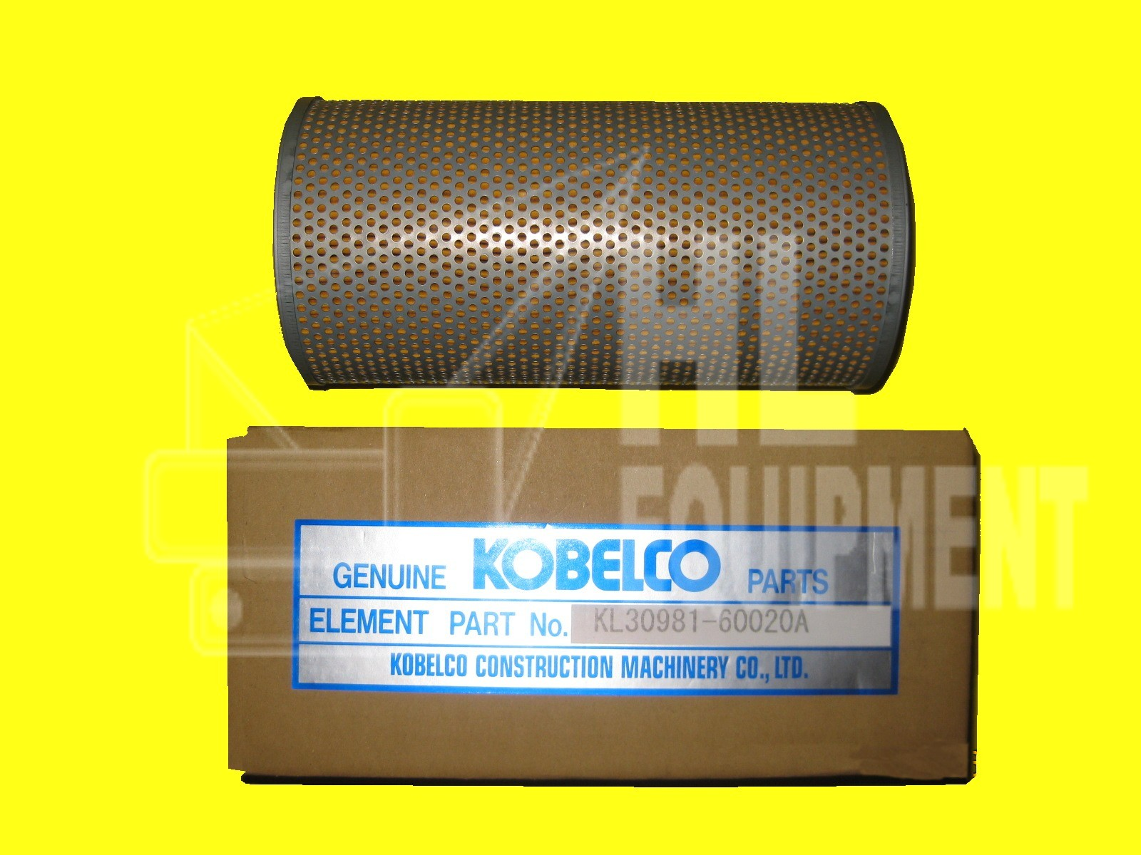 Kobelco Hydraulic Filter