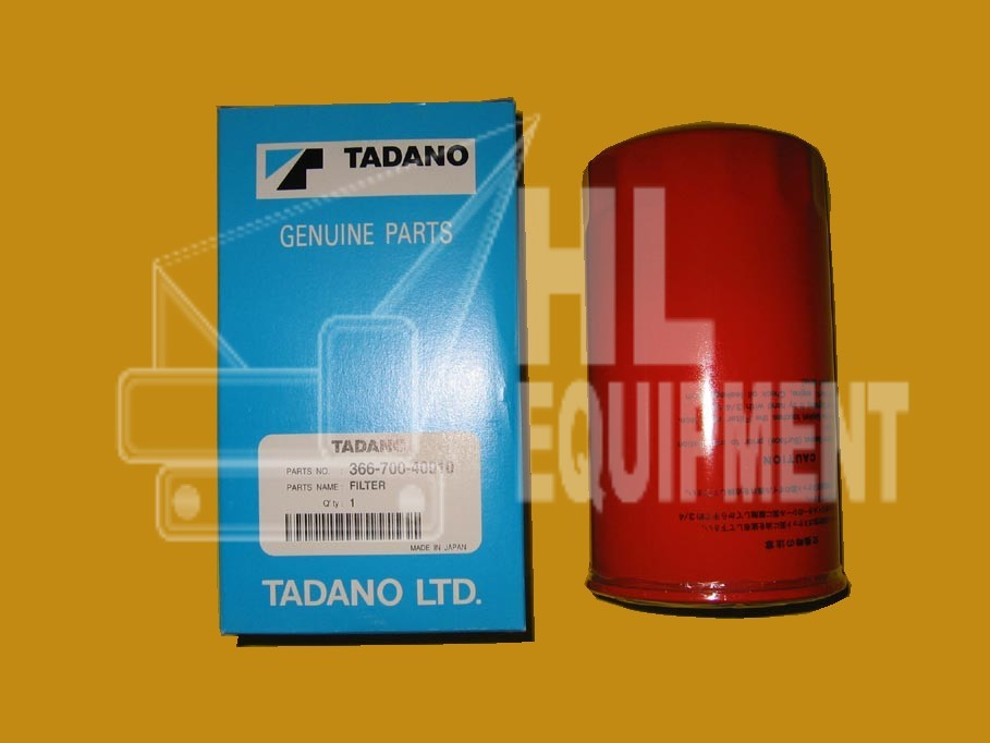 Tadano Filter Cartridge