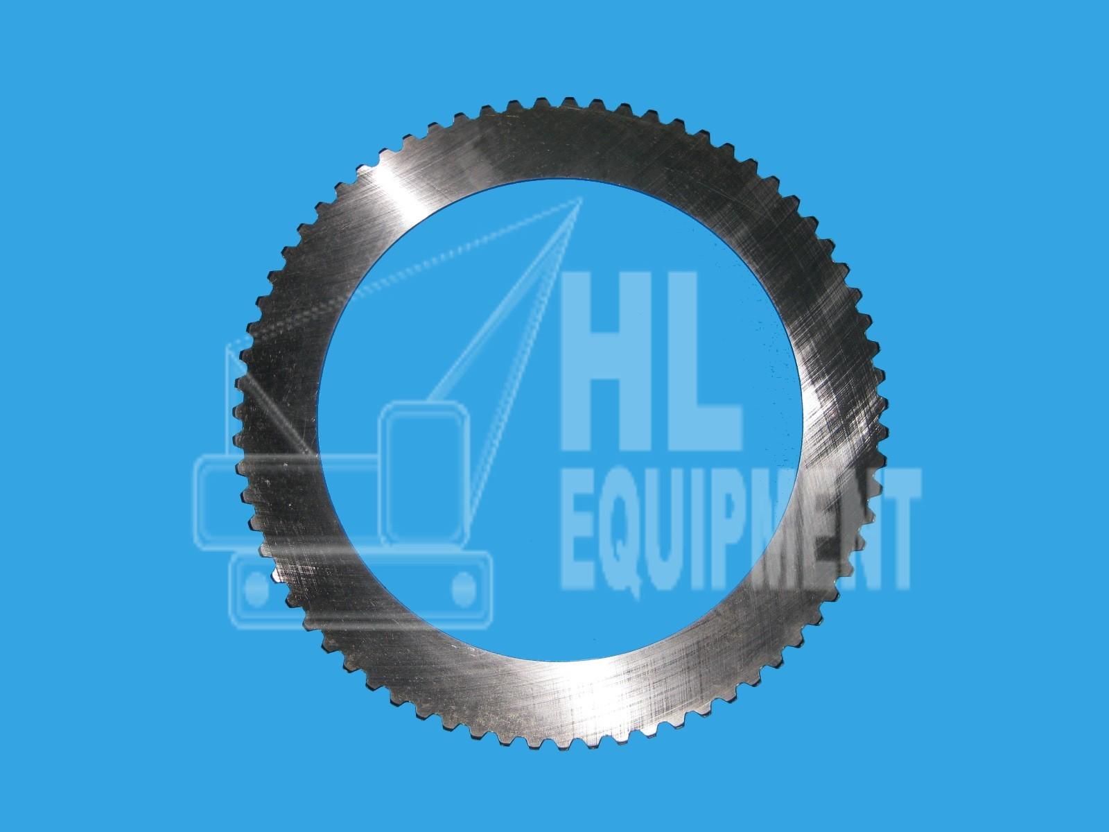 Kobelco Steel Converter Plate