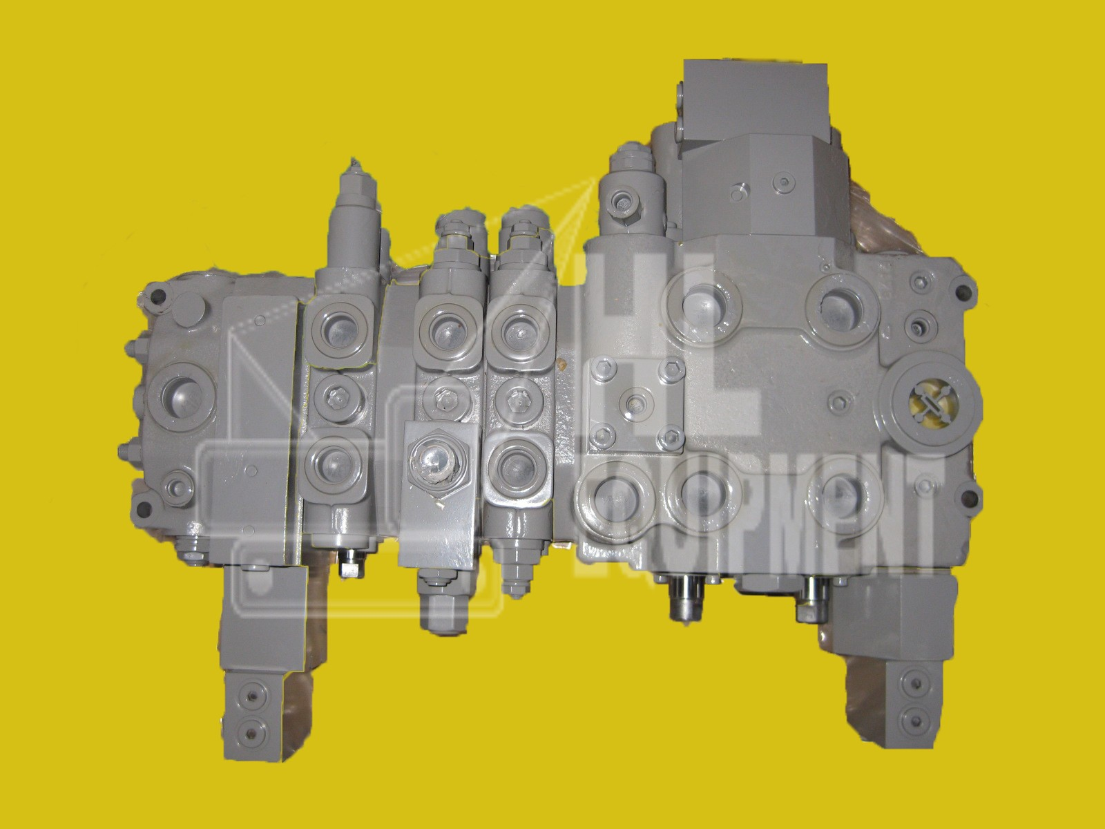 Hyd Control Valve Parts : Hydraulic valves crane spares parts hl equipment
